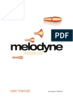 Melodyne Essential 2 - English Guide