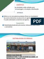 seminário de logistica