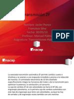 Transmision Zf