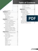 Optoma Gt750e Guide