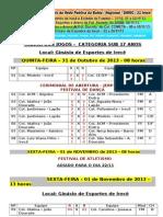 Tabela Sub 17 - 2013 OK(2) RESULTADOS.doc