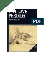 Miller Alice - La Llave Perdida.pdf