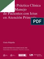 GPC Ictus Guia Rapida