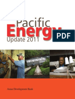 Pacific Energy Update 2011