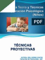 Clase Tecnicas Proyectivas 2011