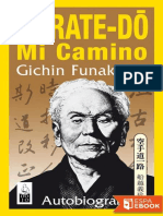 Funakoshi, Gichin - Karate Do. Mi Camino
