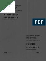 académie royale des sciences d'outre-mer 1978-4
