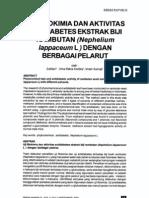 JURNAL manfaat Biji+Rambutan