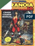 Paranoia - Crash Course Manual