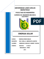 Caratula Enegia Solar