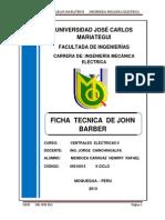 Ficha Tecnica de Jhon Barber