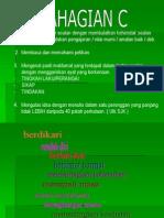 Penulisan Bahagian C