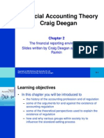 Financial Accounting Theory Craig Deegan Chapter 2