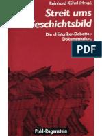48991541 Kuhnl Streit Um Geschichtsbild
