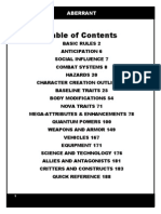 Aberrant Revised Rulebook PDF 09-08-2013