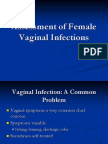 Female Guinfections