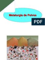 2.0. Metalurgia de Polvos