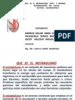 Metabolismo Oseo y Mineral,(Laboratorio)