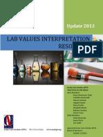 Lab Values