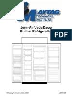 JennAir Built-In Luxury Refrigerator
