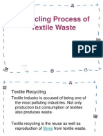 Waste in Textiles