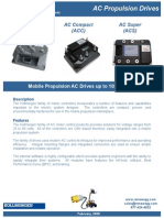 Ac Propulsion Drives 2010