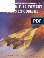 Osprey Iranian F 14 Tomcat units in combat