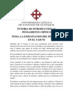 TUTORIA DE INTRODUCCION AL PENSAMIENTO CRÍTICO.docx