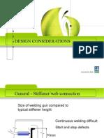 DNV Design Considerations