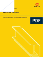 European Structural Sections