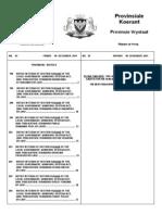Gazette83of09December2011(StandardBy Laws)
