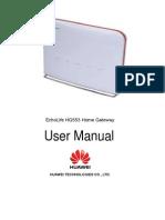 HG553 User Manual