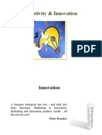 Creativity & Innovation - Technique