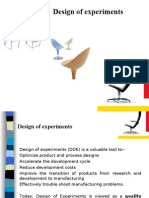 Design of Experiments - Tool