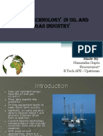 use of nano technology in oil and gas industry