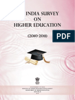higher education survey