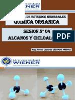 Sesion No 04 Alcanos y Cicloalcanos.ppt