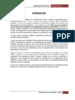 PROCESO DE SANEAMIENTO CONTABLE EN EL SECTOR PÚBLICO