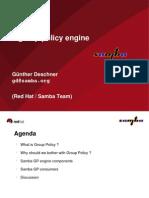 CIFS2007 Samba Group Policy Engine