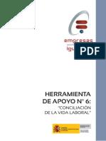 Herramienta Apoyo 6 Conciliacion Vida Laboral