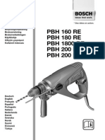 Bosch_pbh 160 Re