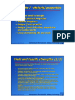 Section 5 - Material Properties for FFS Assessments