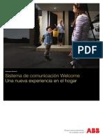 03 Catalogo Tecnico Sistema de Comunicacion Welcome