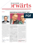 Niedersachsen Vorwärts 12/2013