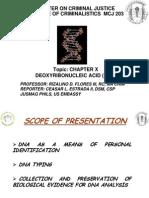DNA Presentation