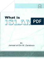 What is Islam  By Jamaal al-Din M. Zarabozo