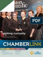 Cork Chamber - Chamberlink (Nov 2013)