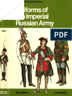 [Army] - [Blandford Press] - [Colour Series] - Uniforms of the Imperial Russian Army
