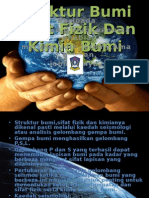 Geografi - Struktur Bumi Dan Sifat Fizik Dan Kimia Bumi (6bwh1 smk semerah 2009)