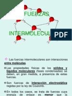 FUERZAS+intermoleculares